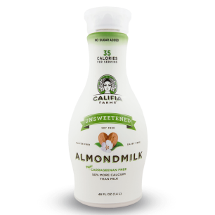 Almond + Milk + Califa+ Farms