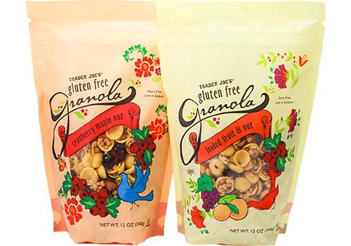 Trader Joes gluten-free-granola